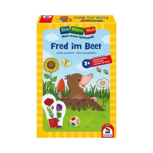 Mitbringspiel Ene Mene Muh, Fred im Beet