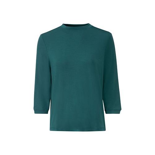 ESMARA® Damen Shirt, petrol, S(36/38) (S(36/38), petrol)