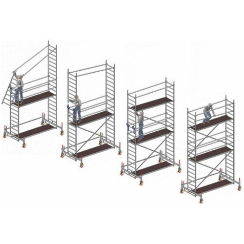 Nachrüstset P2 für Uni Kompakt 5003 - Layher