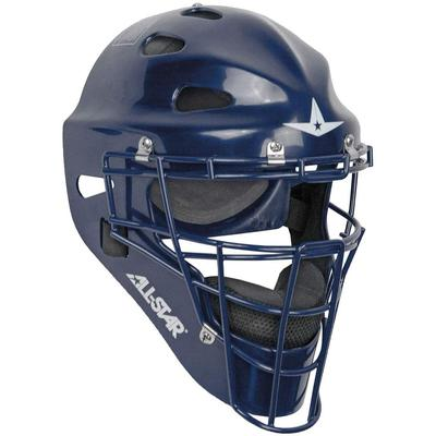 All Star Youth Player's Series Catcher's Helmet Navy