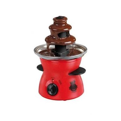 Fontaine à chocolat avec spirale...