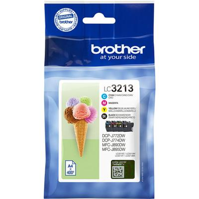 brother Patrone Brother LC-3213VALDR DCP-J772/4DW, MFC-J890DW (LC3213VALDR)