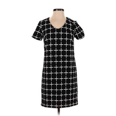 Romeo & Juliet Couture Casual Dress - Mini: Black Dresses - Used - Size Small