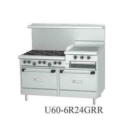 Garland / US Range U60-6R24RR U Series Range