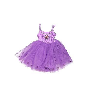 Disney Costume: Purple Solid Accessories - Size 3