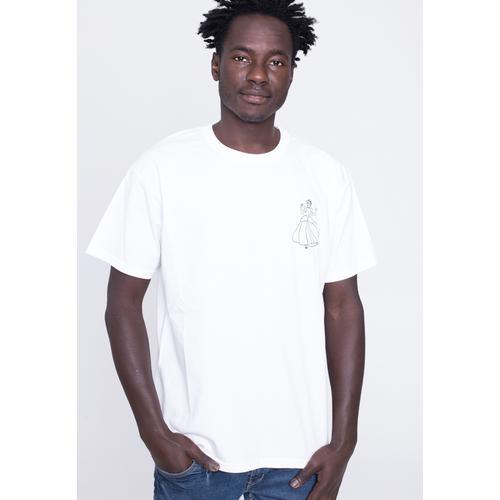 Cinderella - Vintage Line Cinderella White - - T-Shirts