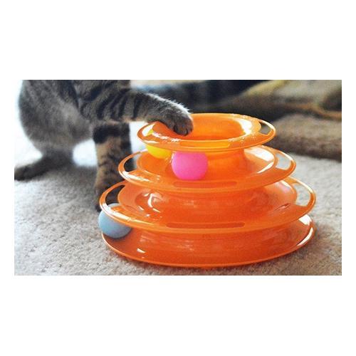 Interaktives Katzenspielzeug: 2