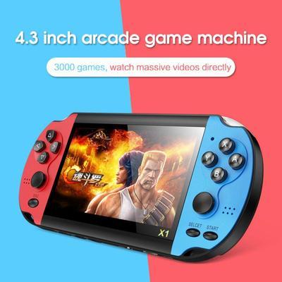 Console de jeu portable YLW de 4.3 pouces, 1 pièce, Base, Joystick, pour Switch, 8 go, 10,000 jeux