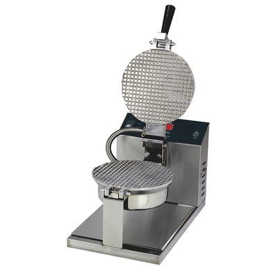 "Gold Medal 5020E Giant Waffle Cone Baker w/ 8"" Danish Grid & Electronic Controls, 120v"