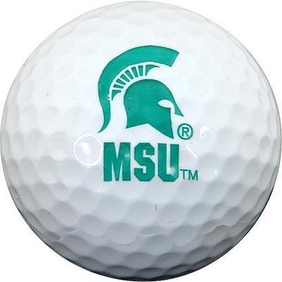 Team Effort Michigan State Spartans Golf Ball -  3 Pack