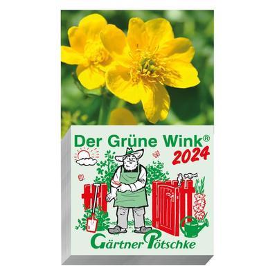 Abreißkalender Der Grüne Wink®