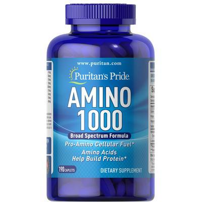 Myology™ Amino 1000-190 Caplets