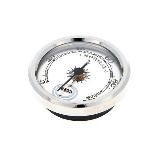 Gewa Hygrometer Silver