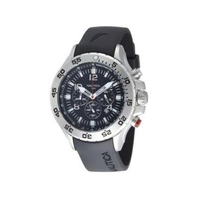 Nautica Men's N14536 NST Chronograph Watch