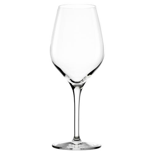 Stölzle Weißweinglas Exquisit, (Set, 6 tlg.), 350 ml, 6-teilig farblos Kristallgläser Gläser Glaswaren Haushaltswaren