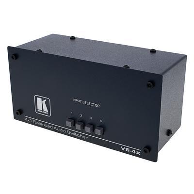 Kramer VS-4X Passive Stereo Switch