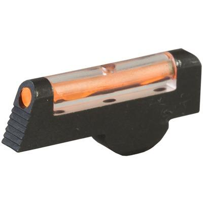 Hiviz S&W Overmolded Handgun Front Sights - S&W Front Sight, Orange