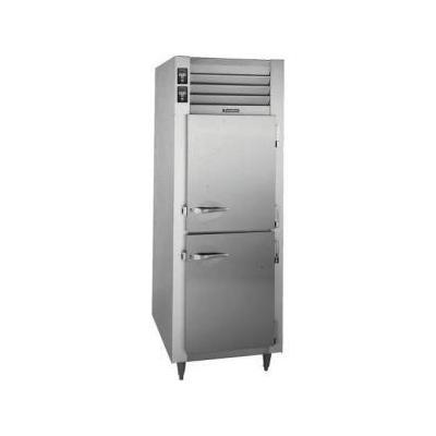 Traulsen RDT332WUT-HHS 69.3 Cu.Ft. Three-Section Refrigerator/Freezer Dual Temp Cabinet