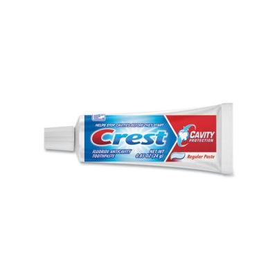 """""""Crest Cavity Protection Travel Size Toothpaste, 0.85 Oz, 240 Tubes (Pgc30501)"""""""