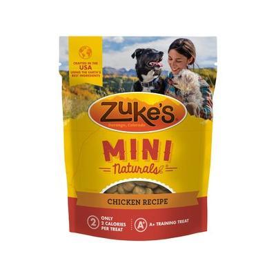 Zuke's Mini Naturals Chicken Recipe Training Dog Treats, 1-lb bag