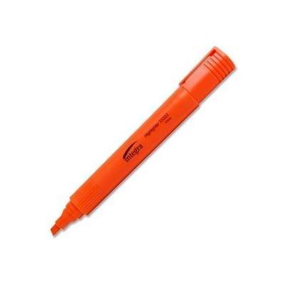Integra 33322 Integra Chisel Tip Desk Highlighter ITA33322 ITA 33322