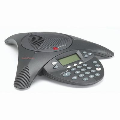 Polycom SoundStation 2 Non-Expandable Conference Phone with Display