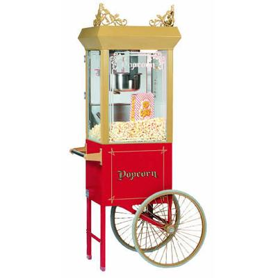 Gold Medal 2659CR Popcorn Cart