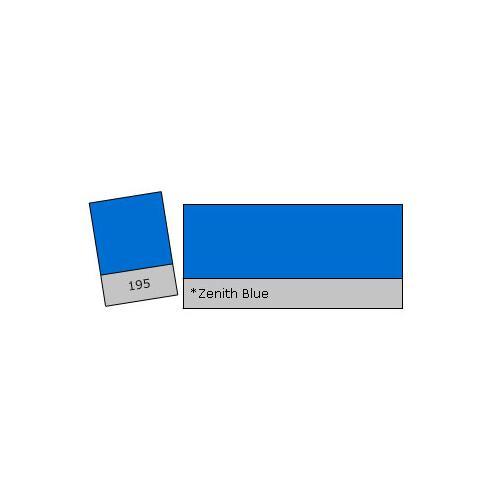 Lee Filter Roll 195 Zenith Blue