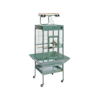 Prevue 3151 Signature Series Select Wrought Iron Cage Sage