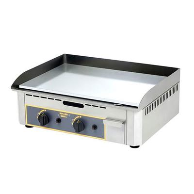 """Equipex PCC-600 24"""" Electric Griddle w/ Thermostatic Controls - 1"""" Chrome Plate, 208-240v/1ph"""