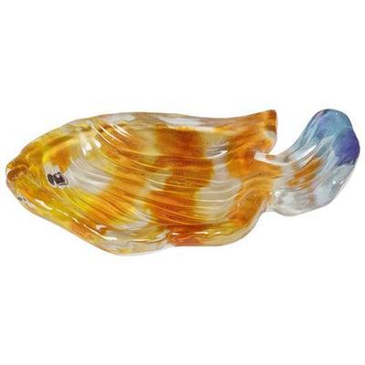Creative Bath Rainbow Fish Soap Dish