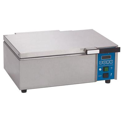 Antunes DFWT-250 (1) Pan Portion Steamer - Countertop, Auto Water Fill, 120v/1ph