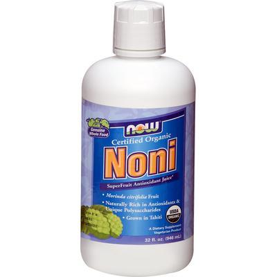 NOW Foods Organic Noni Superfruit Juice-32 oz Liquid