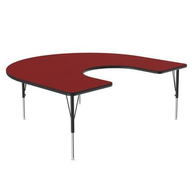Correll A6066-HOR 35 Activity Table w/ 1 1/4