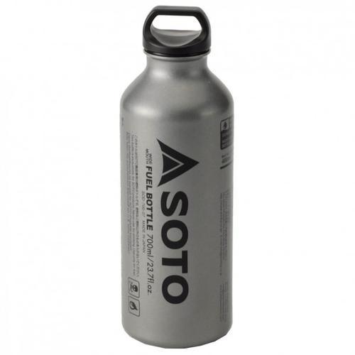 Soto - Benzinflasche für Muka - Brennstoffflasche Gr 700 ml grau