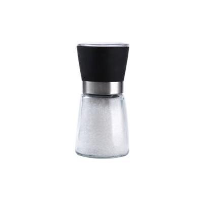 Kamenstein Black Group 5-in. Glass Salt Grinder