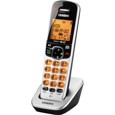 Uniden DECT 6.0 Cordless Expansion Handset for Select Uniden Expandable Phone Systems - DCX170