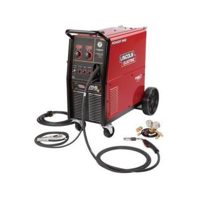 Lincoln Electric Power MIG 256 Wire-Feed Welder - 300 Amps, Model# K3068-1