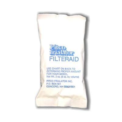 Pitco PP10733 (120) 8 oz Pack Fryer Powder