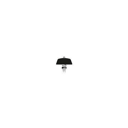 Fissler Kochkrone vitavit royal schwarz Zubehör für Töpfe Haushaltswaren