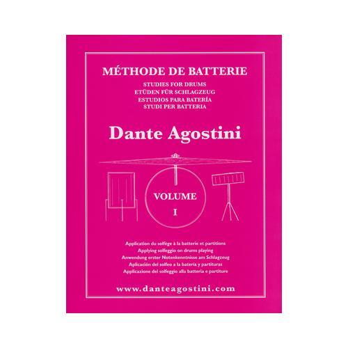Dante Agostini Méthode De Batterie 1