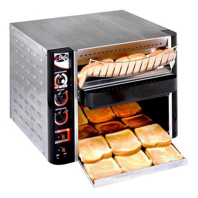 """APW XTRM-3 Conveyor Toaster - 1050 Slices/hr w/ 1 1/2"""" Product Opening, 208v/1ph"""