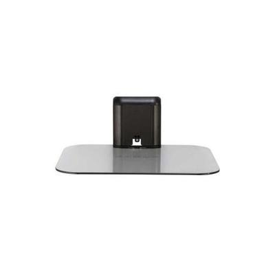 Sanus Single Accessory On-Wall Component Shelf (Black) VMA401-B1