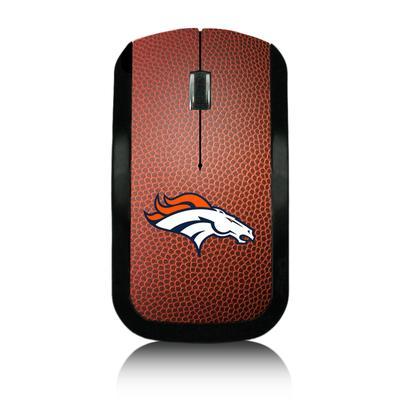 Denver Broncos Football Design Wireless Mouse