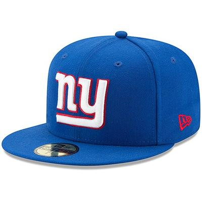 Men's New York Giants Era Royal Omaha 59FIFTY Fitted Hat