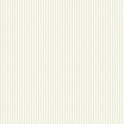 Taffeta Ticking Wallpaper Double Roll - Brown/White Brown/White - Ballard Designs