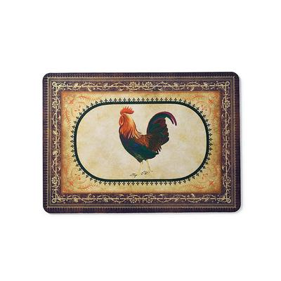 """Victory Rooster Kitchen Mat - 22"""" x 52"""" - Frontgate"""