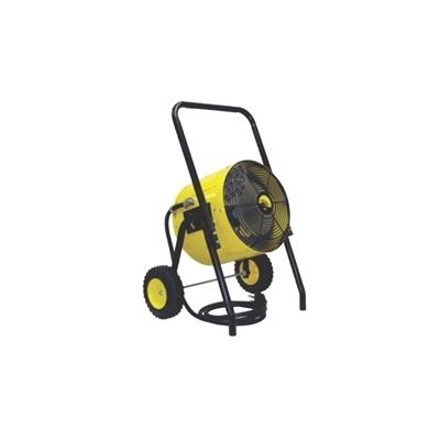 TPI 10KW 240V 1 Phase Portable Fan Driven Heater (FES10241CA) - Yellow