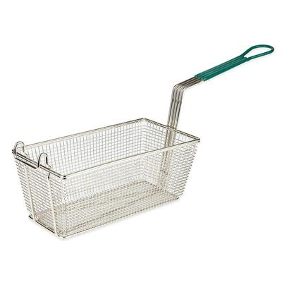 Update FB-126PH Fryer Basket w/ Coated Handle & Front Hook, 12 7/8