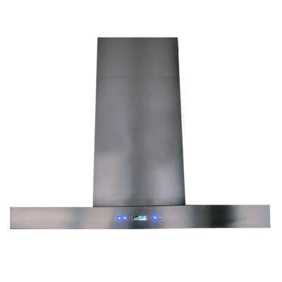 """Cavaliere-Euro 30"""" W Wall Mounted Range Hood With Touch Sensitive LED (SV218Z-30) - Stainless Steel"""